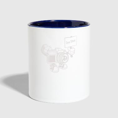 One Shot - Contrast Coffee Mug