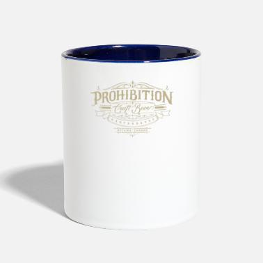 Prohibited Prohibition gastrohouse - Contrast Coffee Mug