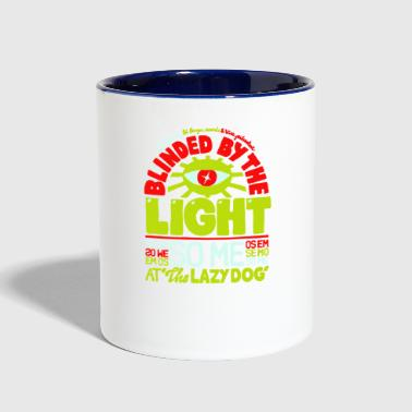 Blinded by the light - Contrast Coffee Mug