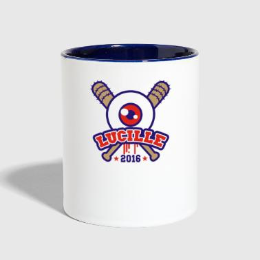 Bats of baseball - Contrast Coffee Mug