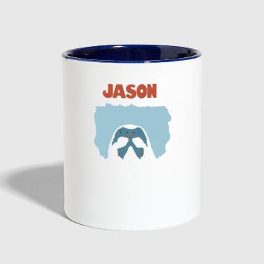 Jason Jaws - Contrast Coffee Mug
