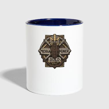 Miner Guild - Contrast Coffee Mug