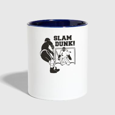 Slam Dunk - Contrast Coffee Mug