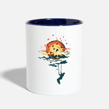 Calypso Calypso Weapon - Two-Tone Mug