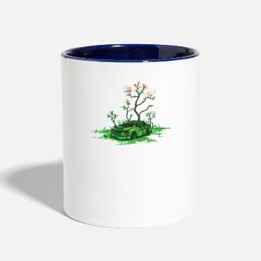 Eco Eco Friendly - Two-Tone Mug