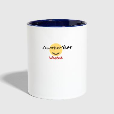New Year - Contrast Coffee Mug