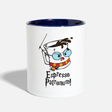Harry Potter Espresso Patronum - Contrast Coffee Mug