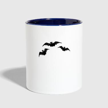 Bat Bat Bat - Contrast Coffee Mug