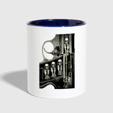 The Birth Machine - Contrast Coffee Mug