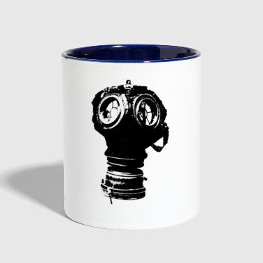 gas - Contrast Coffee Mug