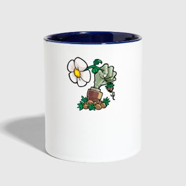 Plants - Contrast Coffee Mug
