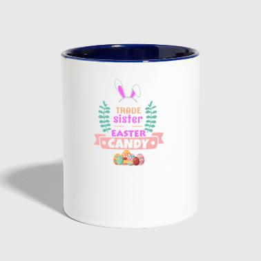 Will Trade Sister - Contrast Coffee Mug