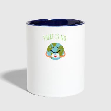 B Day There Is No Planet B - Earth Day - Contrast Coffee Mug