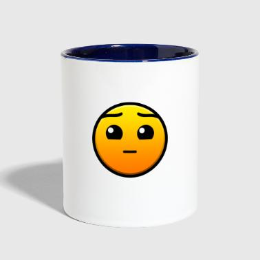 Geometry Dash - Contrast Coffee Mug