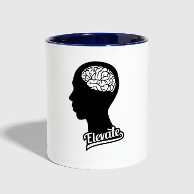 Elevate - Contrast Coffee Mug