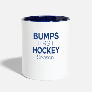 Hockey Hockey - Contrast Coffee Mug