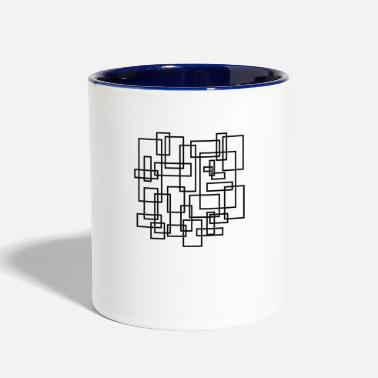 Rectangle rectangled - Contrast Coffee Mug