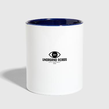 underground establishment - Contrast Coffee Mug