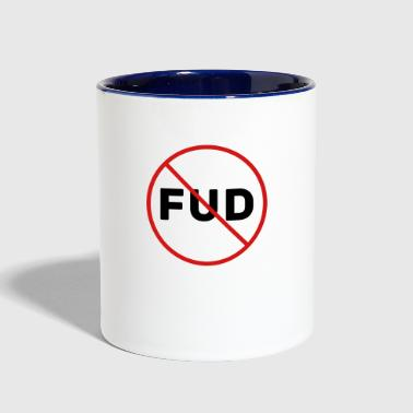 FUD Prohibited - Contrast Coffee Mug
