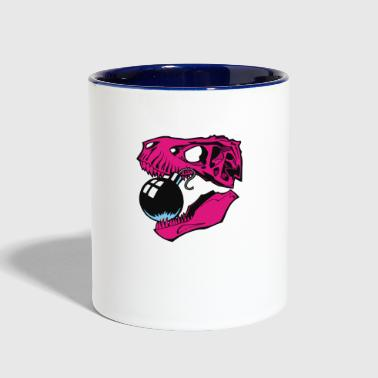 T Wrecks - Contrast Coffee Mug