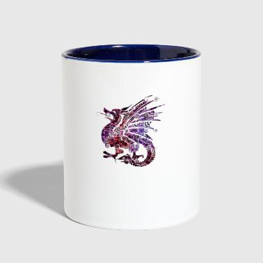 Tattoo - Contrast Coffee Mug