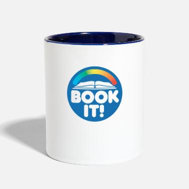 Book Book It - Contrast Coffee Mug
