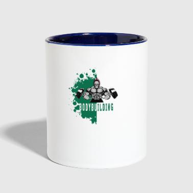 Bodybuilding - Contrast Coffee Mug