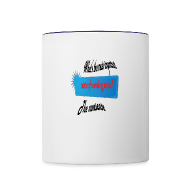 Nonsense   Contrast Coffee Mug