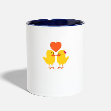 Couples Couples, love, couple - Contrast Coffee Mug