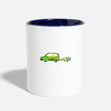 Eco Eco Travel - Two-Tone Mug
