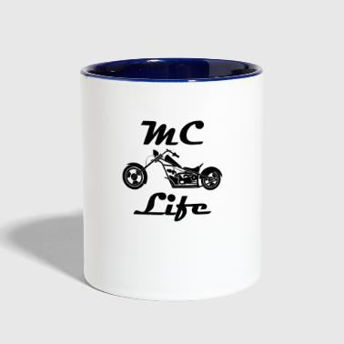MC Life - Contrast Coffee Mug