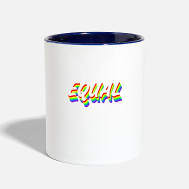 Equalizer EQUAL - Contrast Coffee Mug