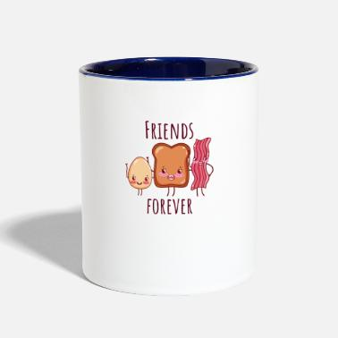 Friends Forever Friends Forever - Two-Tone Mug