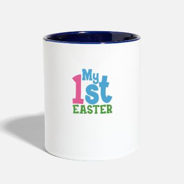 First Easter My First Easter - Two-Tone Mug