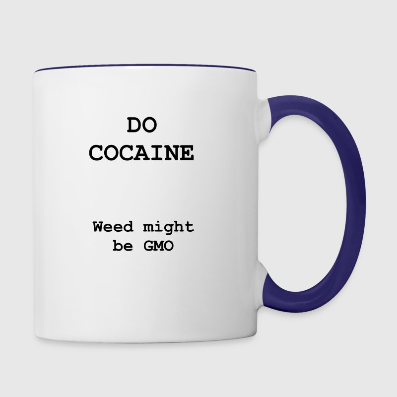 PassiveAggressive Drugs - Contrast Coffee Mug