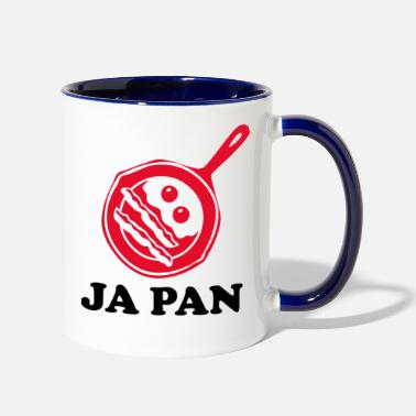 Ja Japan - Ja Pan - Two-Tone Mug