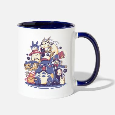 Friend Creatures Spirits and Friends - Two-Tone Mug