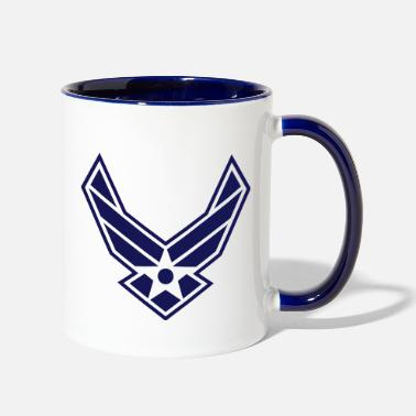 Air Forces Air Force - Two-Tone Mug