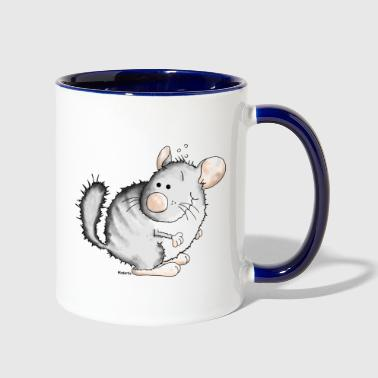 Sweet Chinchilla - Rodent - Contrast Coffee Mug