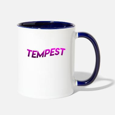 Tempest FIRE TEMPEST MERCH! - Two-Tone Mug