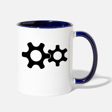 Gear Gear - Contrast Coffee Mug