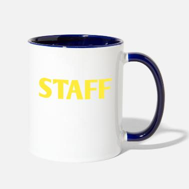 Staff STAFF - Contrast Coffee Mug