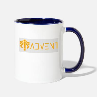Advent advent coalition - Two-Tone Mug