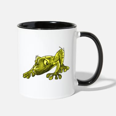 Infectious The Infectious Frog - Two-Tone Mug
