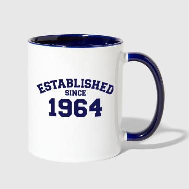 1964 - Contrast Coffee Mug