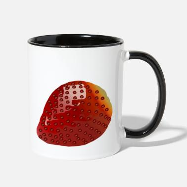 Strawberry Strawberry - Two-Tone Mug