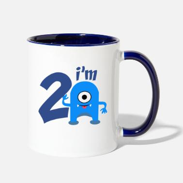 Birthday Party birthday party - Two-Tone Mug