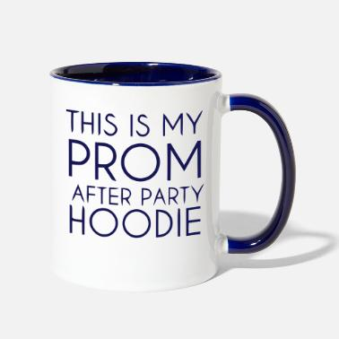 Prom PROM AFTER HOODIE! - Two-Tone Mug