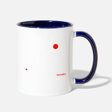 Turn On To Turn On - Contrast Coffee Mug