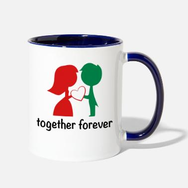 Wedding Couple wedding couple - Contrast Coffee Mug